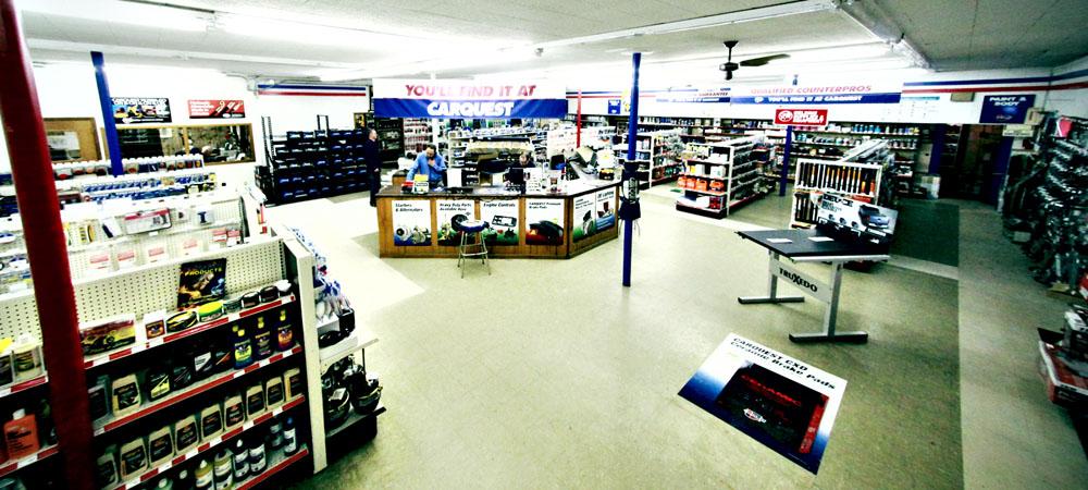 Peterson Auto Parts Carquest Car Parts And Paint Sauk City Wi